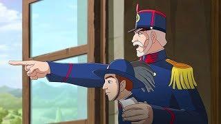 HEART / CUORE | Edmondo de Amicis Roman | Full Episode 7 | Cartoon TV-Serie | Deutsch | HD