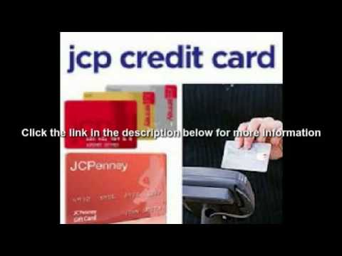 jcpenney credit card a great option - Jcpenney Rewards Credit Card