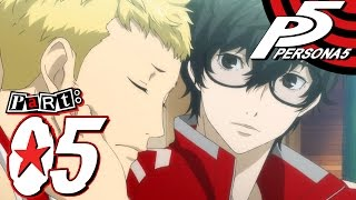 Persona 5 - Part 5 - Volleyball Abuse