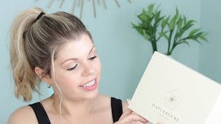 Discovering New Organic Beauty Products ft. Laurel, Vo Bath & Co + More! | Jenna Catherine