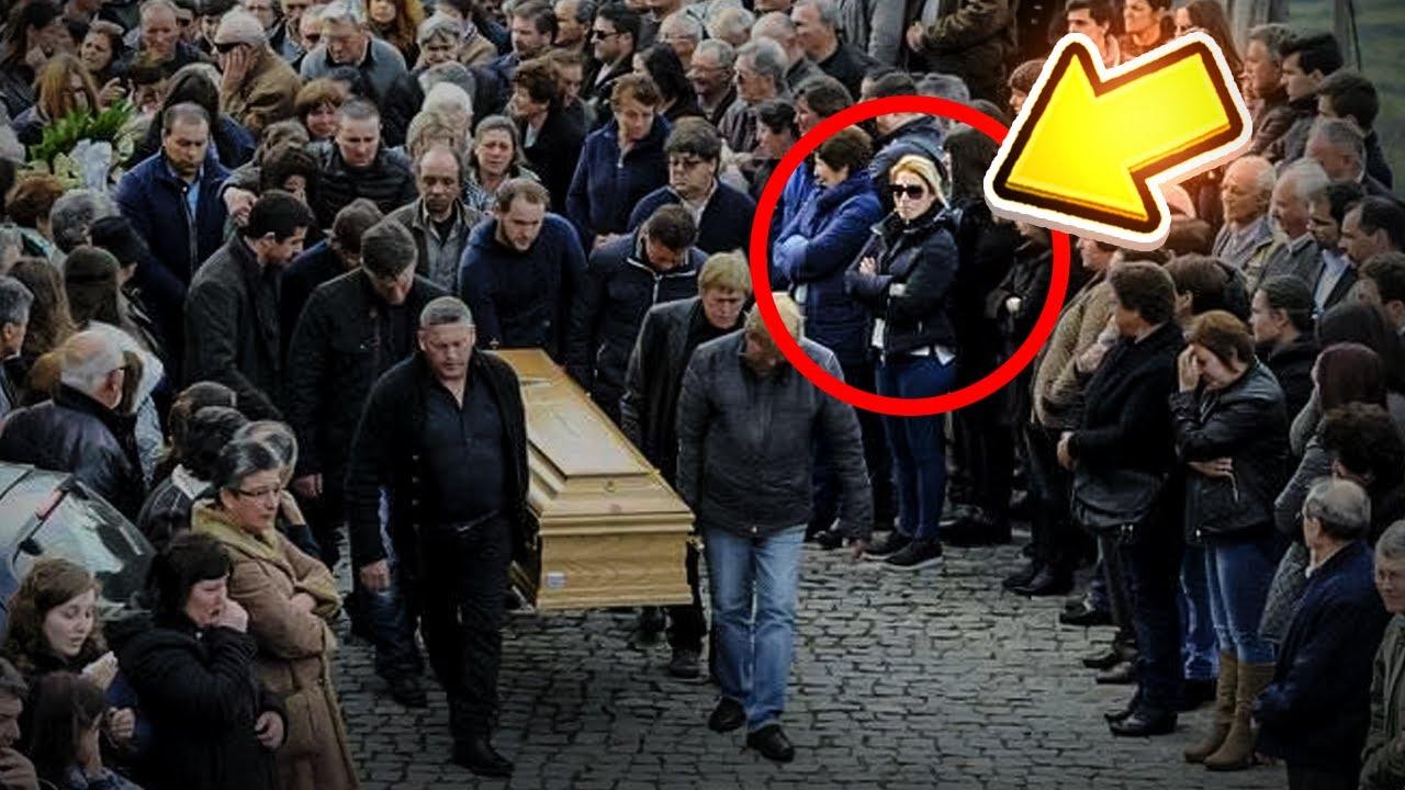 Ela Foi no Próprio Funeral para se Vingar do Marido...