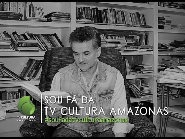 SOU FÃ DA TV CULTURA DO AMAZONAS #soufa - Tenório Telles