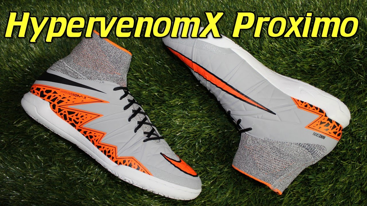 8ba655c8b47b ... where can i buy nike hypervenomx proximo indoor silver storm review on  feet youtube ee22b 47f64