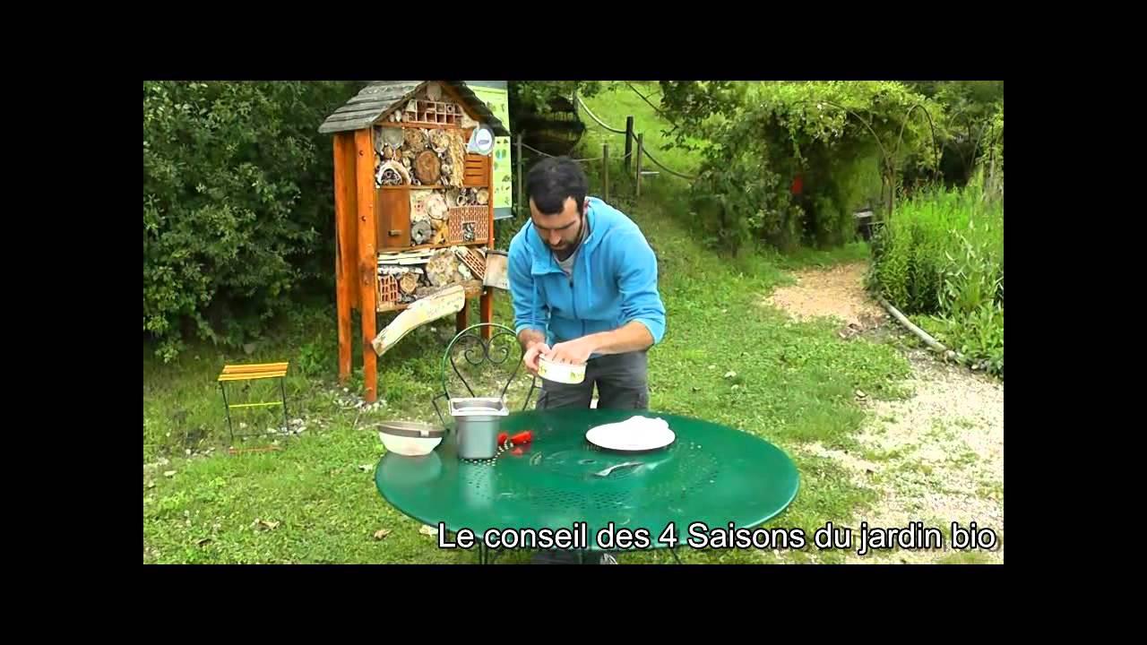 faire ses graines de tomates les 4 saisons du jardin bio youtube. Black Bedroom Furniture Sets. Home Design Ideas