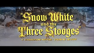 Snow White and the Three Stooges (Trailer)
