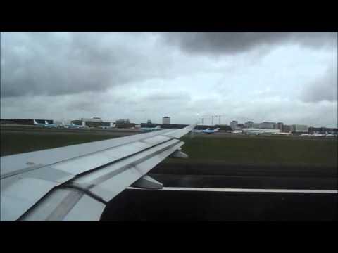 Aer Lingus Airbus A320-200 - EI-CVB   Amsterdam Airport Schiphol - Dublin Airport - Full Flight