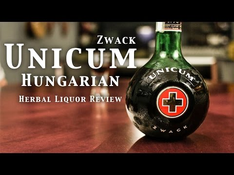 Zwack Unicum Hungarian Herbal Liquor Review