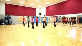 Hold Me Tight - Line Dance (Dance & Teach in English & 中文)