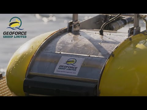 Geoforce Group Limited - Geological Survey and Subsea Mapping Equipment and Services