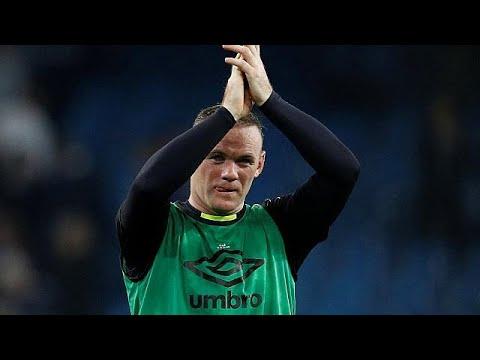 Wayne Rooney prend sa retraite internationale - sport
