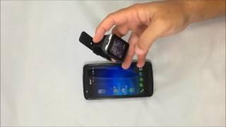 configurar reloj smartwatch whatsapp dz09