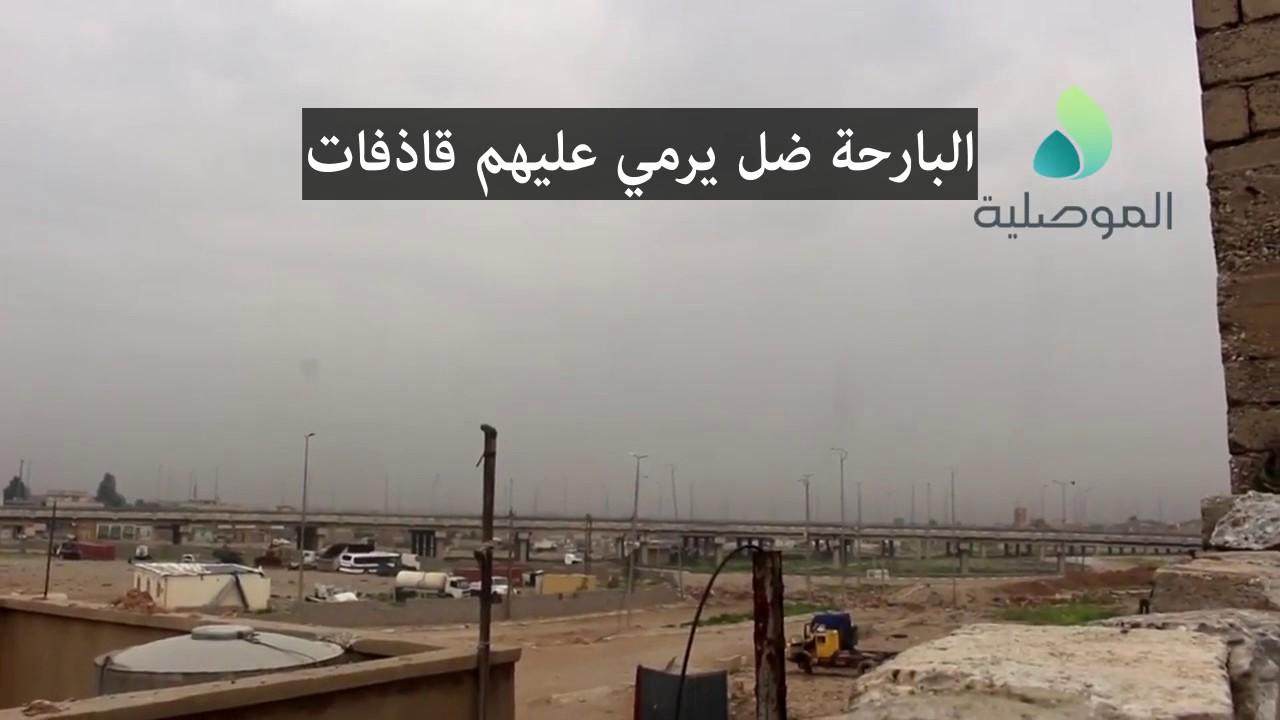 محادثة للقوات العراقية في الموصل (مترجم)