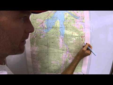 latitude and longitude plotting video 2015