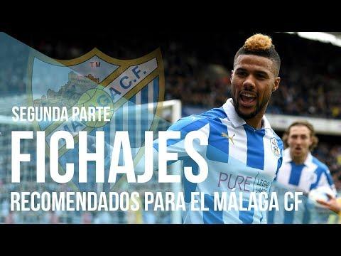 Fichajes RECOMENDADOS para el Malaga CF por posiciones | Cecchini vs Pablo Pérez