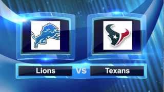 NFL Updates Express: Thanksgiving Day 2012