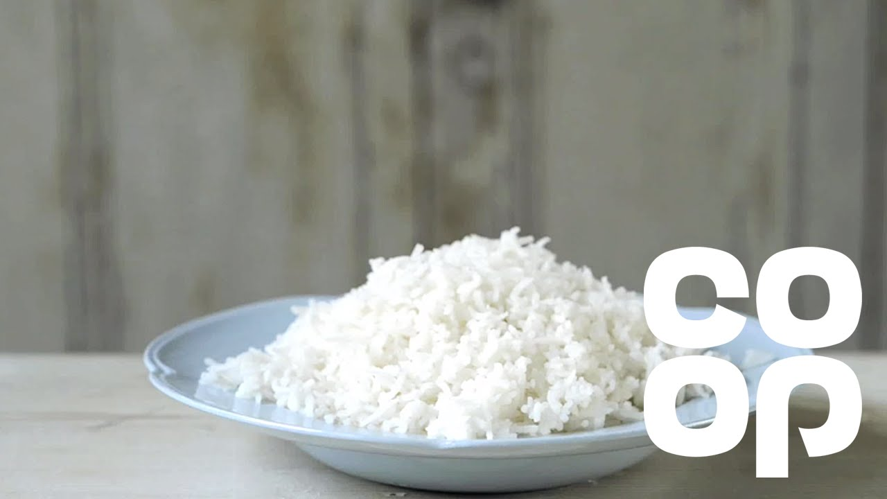 Coop Food  How To Cook Rice