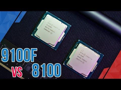So Sánh Core I3 9100F Và 8100: Có Phải Món Hời Thực Sự Hay Lại Giống 9400F?