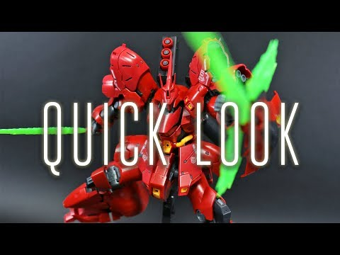 1686 - RG Sazabi (Quick Look)