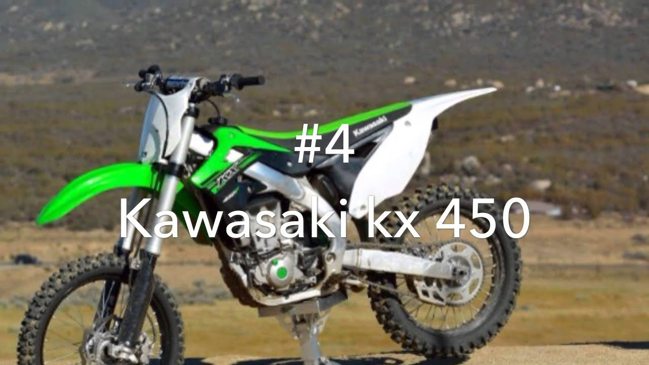 Top 5 Fastest Dirt Bikes Ever