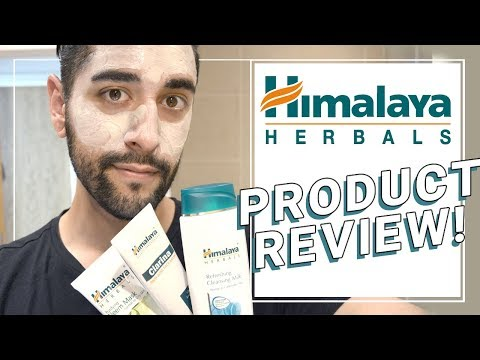 Himalaya Product Review / First Impressions PT 2 GIVEAWAY ✖ James Welsh