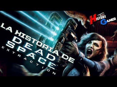 La Historia de Dead Space: Extraction │ History Gamer