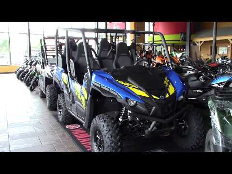 2019 Yamaha Wolverine X4 SE - New Side-By-Side For Sale - Medina, Ohio