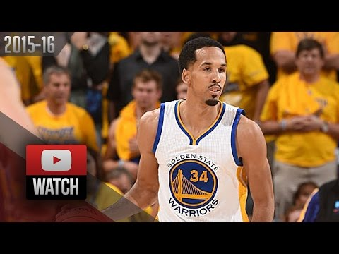 Shaun Livingston Full Game 1 Highlights vs Cavaliers 2016 Finals - 20 Pts
