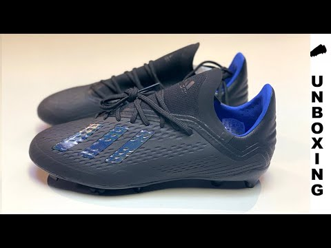 factory price 3fe82 bee78 adidas X 18.1 FG AG junior Archetic Pack black