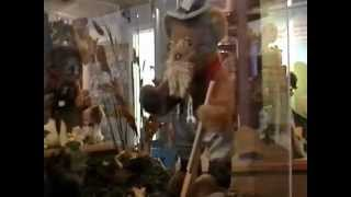Teddy Roosevelt's Teddy Bear - Tour of the Mary Meyer Toy Museum