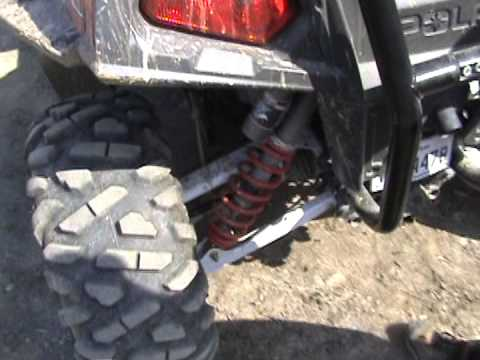 Rattling/Clunking metal noise in the back of RZR - part 2