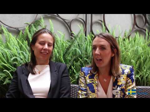 Interview with Madeleine Rosberg and Stephanie Persson, Responsify and ESHI thumbnail