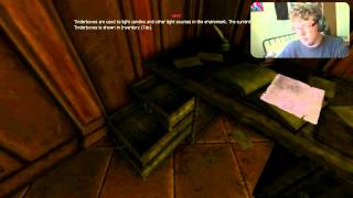 Amnesia the Dark Descent: A Call From Another Dimension: COME ON JESUS!