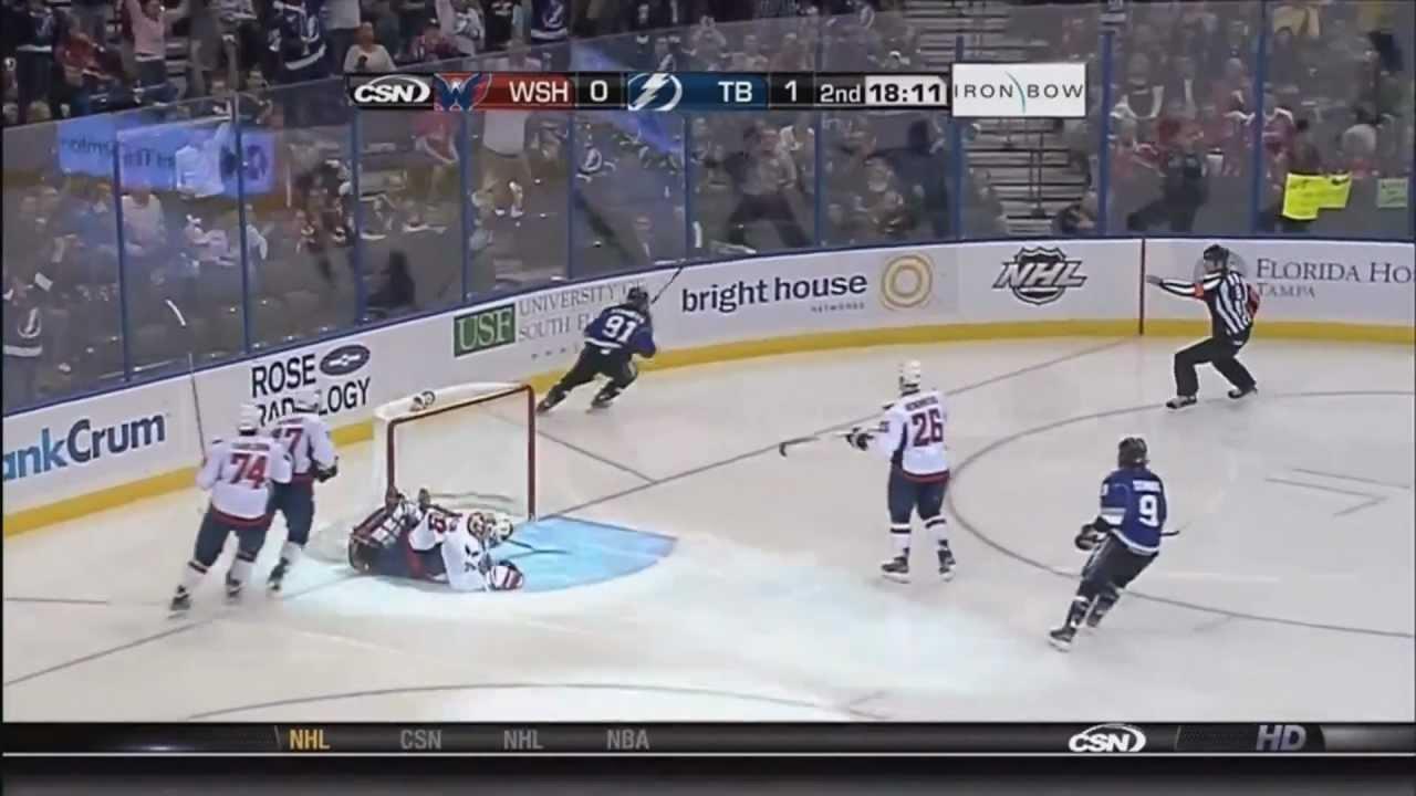 Tampa Bay Lightning put Boston Bruins on brink of elimination