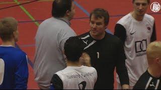 TSB Flensburg - Hamburg Panthers (NFV-Futsal Cup 2014, Finale) - Spielszenen | ELBKICK.TV