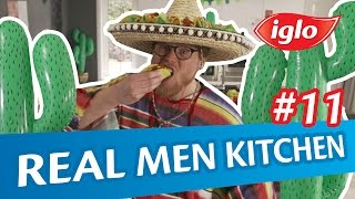Sombreros en tacos, fiesta time! - Iglo Real Men Kitchen #11