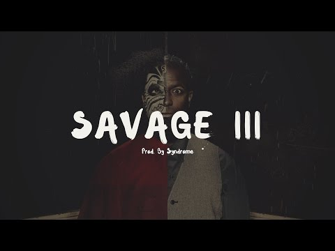 Tech N9ne Type Beat / Savage III (Prod. By Syndrome)