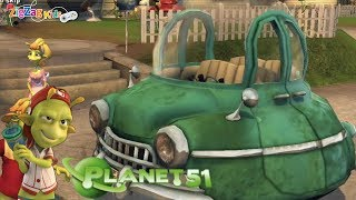 Planet 51 | The Car Race | Episode 3 | ZigZag Kids HD