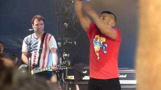 "Patent Pending - ""The Big Bang Theory Theme"" & ""Douchebag"" Live at the Download Festival 2013"
