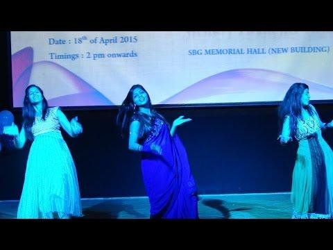 Desi Girl performance @ADIEU 2k15