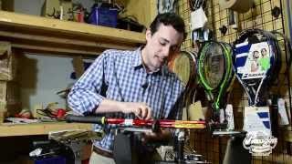 Tennis Racquet Stringing - Paragon Sports NYC