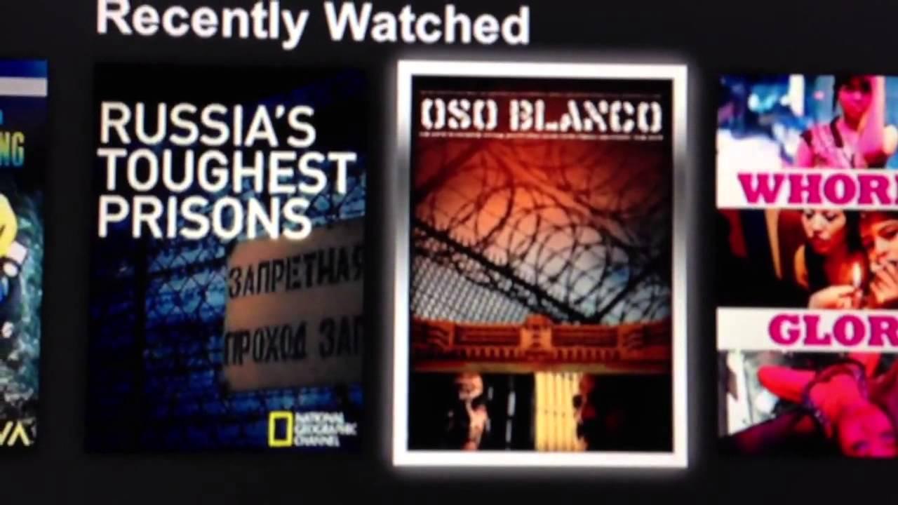 Oso Blanco Prison Documentary - YouTube