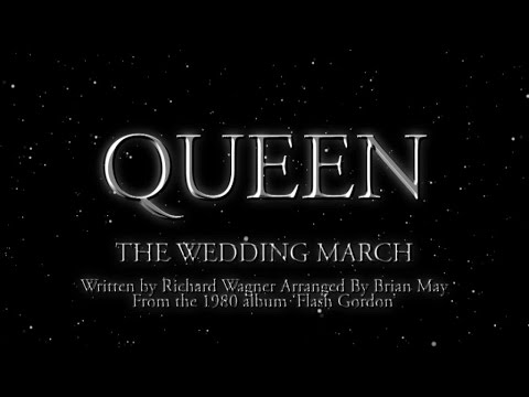 Queen - The Wedding March (Official Montage Video)