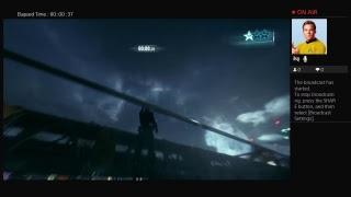 Arkham Knight free roam glitch
