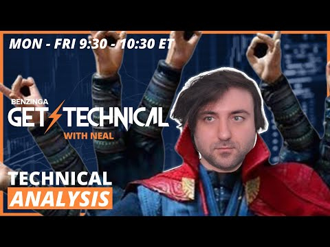 Are we in the END GAME with TECH? | Get Technical | Benzinga Live Stock Market
