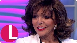 Joan Collins on Sexism in Showbiz and Her Latest Feel-Good Film | Lorraine