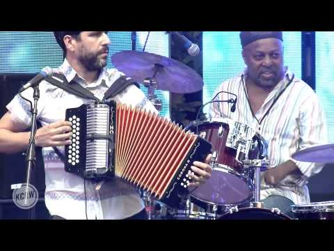 "Quantic (Live) performing ""Cumbia Sobre El Mar"" at the Sound In Focus Concert Series"