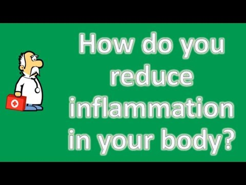 How do you reduce inflammation in your body ? | Best Health Channel