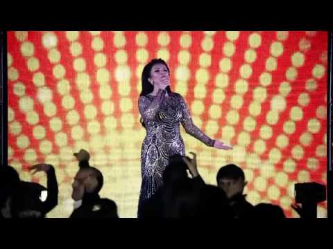 Сольный концерт Марьям Казиевой в Махачкале HD Табасаранские напевы 2014