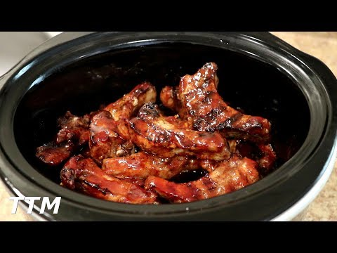 How to Make Grilled Slow Cooker Baby Back Ribs~Easy Cooking