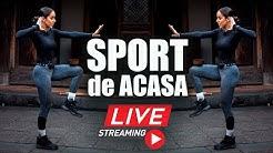 LIVE - SPORT DE ACASA!